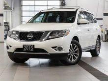 2015 Nissan Pathfinder SL V6 4x4 at