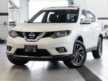 2016 Nissan Rogue SL AWD Premium CVT