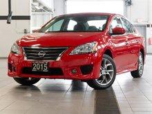 2015 Nissan Sentra 1.8 SR CVT
