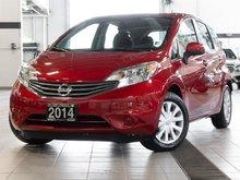 2014 Nissan Versa Note Hatchback 1.6 SV CVT