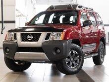 2015 Nissan Xterra PRO-4X AWD at