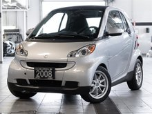 2008 smart Fortwo Passion cpé