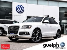 2014 Audi Q5 Premium Plus w/ Roof Rack