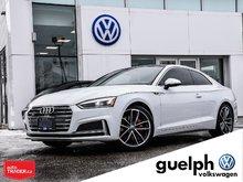 2018 Audi S5 Technik Quattro AWD