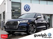 2018 Audi SQ5 Technik *MINT*
