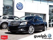 2013 Buick VERANO LEATHER PACKAGE Leather