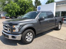 2015 Ford F-150 XLT**4X4**CREW CAB**V8