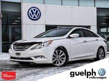 2013 Hyundai Sonata w/ Leather & Nav Limited