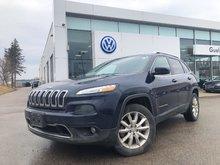 2015 Jeep Cherokee Limited - Leather - Sunroof