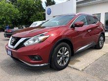 2015 Nissan Murano SL**AWD**NAV**GLASS ROOF