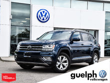 2019 Volkswagen Atlas 4Motion