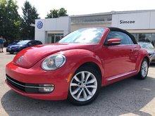 2015 Volkswagen Beetle Convertible Comfortline