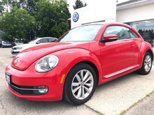 2013 Volkswagen Beetle 2.0 TDI Highline (DSG) Diesel, leather