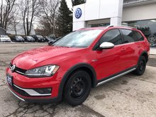 2017 Volkswagen Golf Alltrack**TOP OF LINE 1.8 TSI