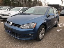 2016 Volkswagen Golf Comfortline With Connecti