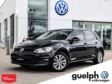 2015 Volkswagen Golf Comfortline With Convenie
