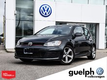 2016 Volkswagen Golf GTI 3door