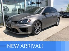 2017 Volkswagen Golf R 4Motion