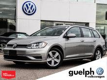 2018 Volkswagen GOLF SPORTWAGEN Trandline