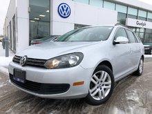 2010 Volkswagen Golf wagon Comfortline