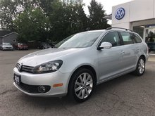 2012 Volkswagen Golf 2.0 TDI Highline (A6)...LEATHER...DIESEL