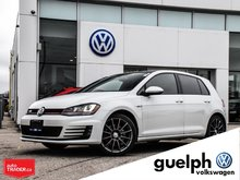 2015 Volkswagen GTI Autobahn With Leather AND Autobahn w/ Leather & Tech Pkg.