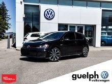2015 Volkswagen GTI AUTOBAHN