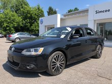 2014 Volkswagen Jetta Sedan Highline**DIESEL**LEATHER**AUTO