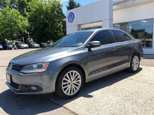 2012 Volkswagen Jetta 2.0 TDI Highline (A6)...DIESEL...LEATHER