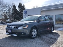 2013 Volkswagen Jetta 2.0 TDI Comfortline (A6)**DIESEL
