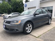 2014 Volkswagen Jetta 2.0 TDI COMFORLINE,HEATED SEATS, CRUISE , DIESEL!!