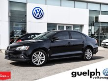 2015 Volkswagen JETTA JETTA HIGHLINE 2.0L TDI WITH TECH Highline