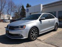 2015 Volkswagen Jetta 2.0 TDI Comfortline, DIESEL, REAR CAM, BLUETOOTH