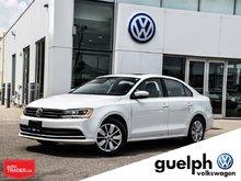 2015 Volkswagen Jetta Trendline + Appearance