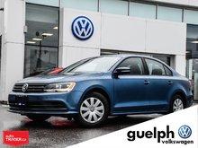 2015 Volkswagen Jetta Trendline +