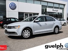 2017 Volkswagen JETTA TRENDLINE+ 1.4T WITH CONNECTIVITY TRNDLINE+