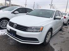 2017 Volkswagen Jetta Trendline Plus