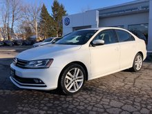 2017 Volkswagen Jetta 1.8 TSI Highline**NAV**LEATHER