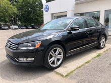 2013 Volkswagen Passat 3.6L Highline, HEATED SEATS, NAVIGATION