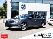 2014 Volkswagen Passat Comfortline