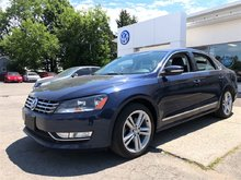 2014 Volkswagen Passat 2.0 TDI Highline, LEATHER, NAVIGATION