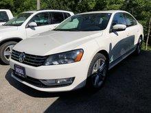 2014 Volkswagen Passat 2.0 TDI Comfortline**DIESEL** RARE
