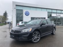 2018 Volkswagen Passat Highline R-Line - LOW KM