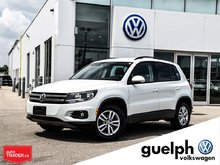 2014 Volkswagen Tiguan trendline Convenience  PKG