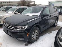 2018 Volkswagen TIGUAN S Trendline