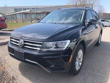2019 Volkswagen TIGUAN S Trendline