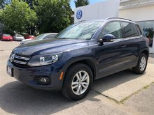 2015 Volkswagen Tiguan Trendline, AWD, HEATED SEATS, BLUETOOTH