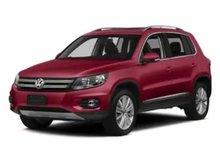 2015 Volkswagen Tiguan Special Edition
