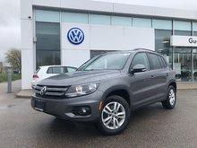 2015 Volkswagen Tiguan Trendline - 4Motion - Convenience Package!
