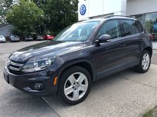 2016 Volkswagen Tiguan Comfortline, HEATED SEATS, BACKUP CAMERA